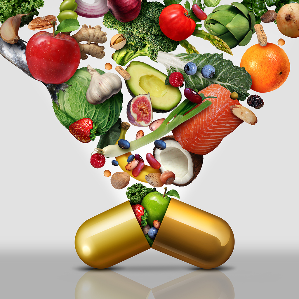 FOOD SUPPLEMENTS & NUTRITION